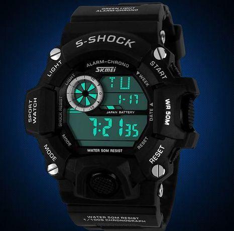sportowy MĘSKI zegarek SKMEI S-SHOCK