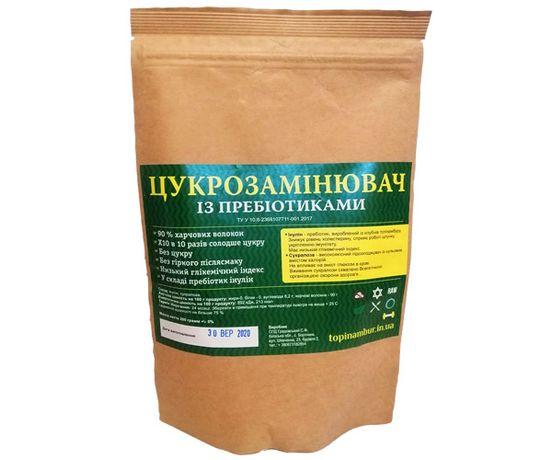 Сахарозаменитель с пребиотиками (Инулин, Сукралоза) Заменитель сахара