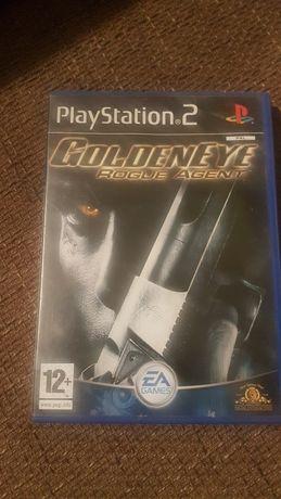 Goldeneye Rogue Agent gra PS2