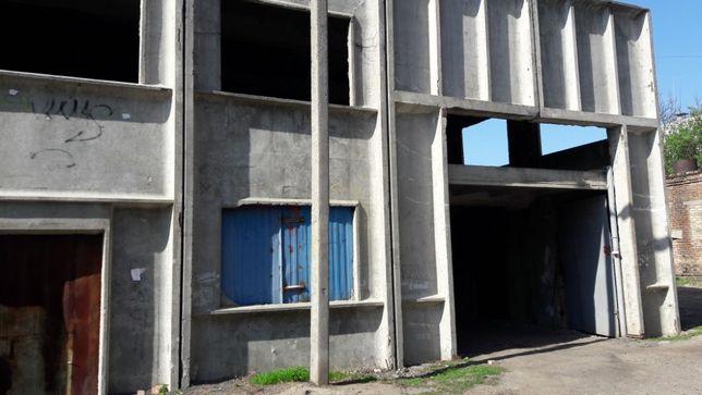 Продам недостроеное двухэтажное здание (БМЗ)