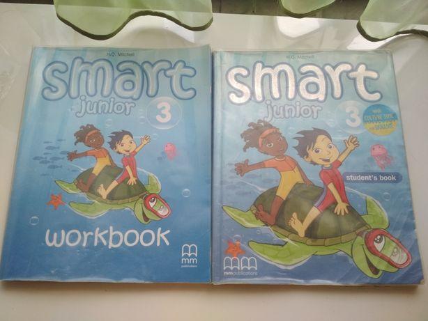 Англійська Smart junior 3