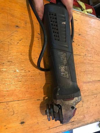 болгарка углошлифовальная машина Bosch GWS 17-125 с регулировкой