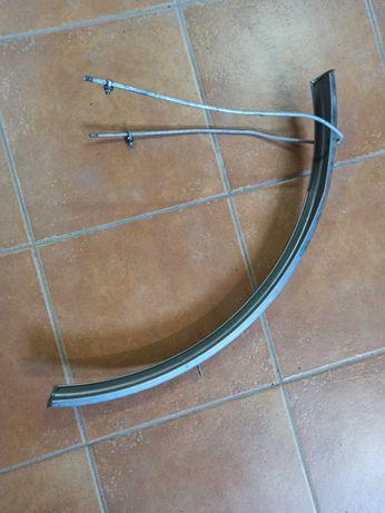 Blotnik rower 28 cali, aluminium