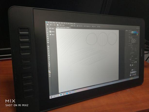 Планшет-монитор Gaomon PD1561