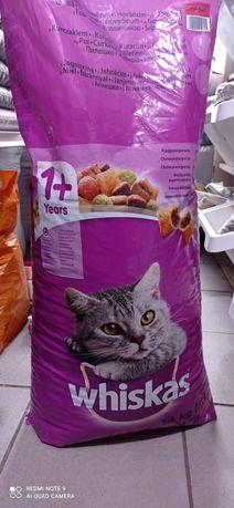 Корм віскас whiskas 14 кг,для котів, опт, для кошек, кошенят, cat food