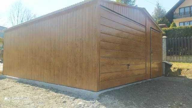 Garaze blaszane, garaż blaszany ,garaz,h 3x5,4x5,6x5,6x6 okucia
