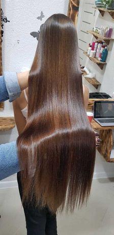Реконструкция и питание волос, ботокс, кератин