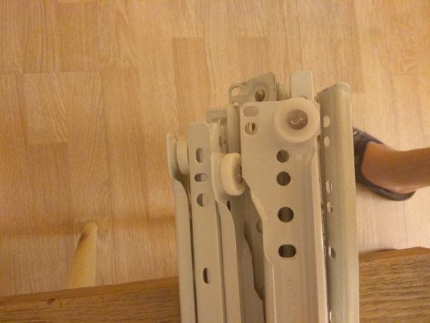 Направляющие, рейки для полок, фурнитура