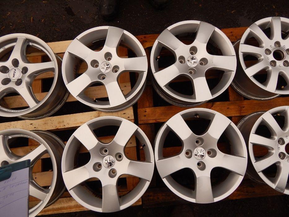 Диски 4 108 R16 Peugeot 206, 207, 208, 306, Partner ET 27 Original Сумы - изображение 1