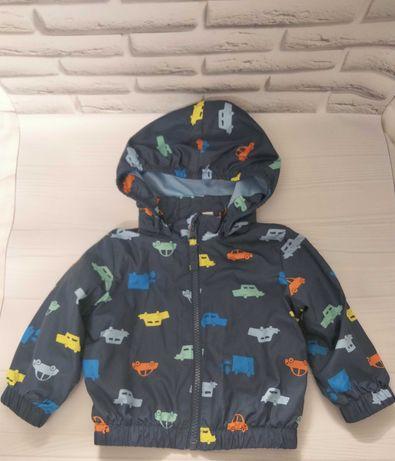 Продам стильную осеннюю куртку-ветровку H&M на малыша (68 размер)