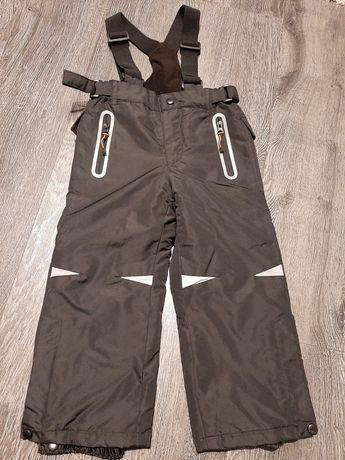 Spodnie zimowe  narciarskie 104