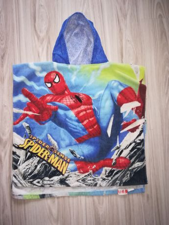 Ręcznik z kapturem Spiderman