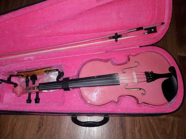 Розовая скрипка 3/4 Английская мануфактура
