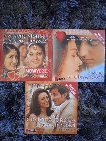Trzy filmy Bollywood za  5 zl