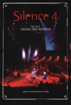 DVD Silence 4 Ao Vivo no Coliseu dos Recreios