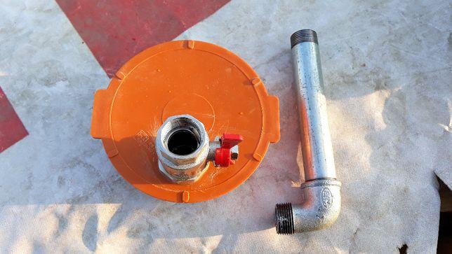 Korek kanalizacyjny do spuszczania wody