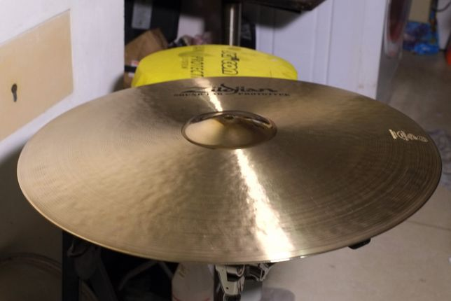 "Тарелка Zildjian K. 21"" Sound Lab Stacato Ride, ВИДЕО"