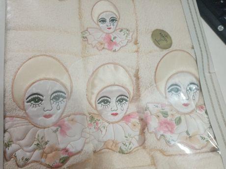 Jogo de banho da Pierrot