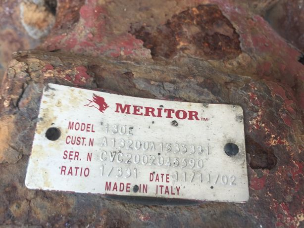 Iveco eurocargo wkład mostu 130E 1/331 Meritor