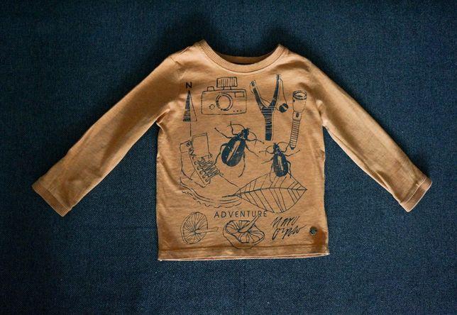 Marco Polo Bluzeczka Nowa bluzka z Chrabąszcz r.92 bluzka