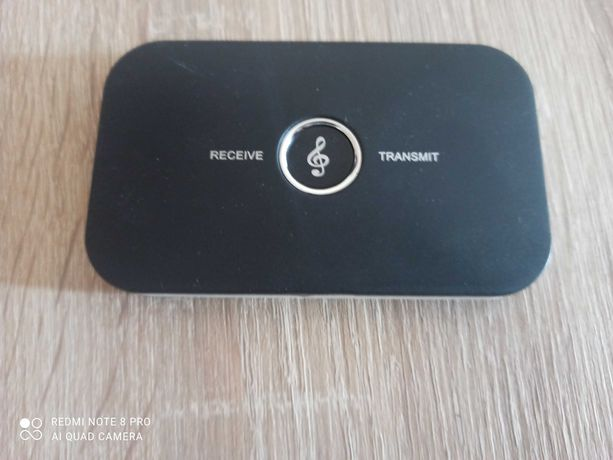 Nadajnik Odbiornik Transmiter Audio Bluetooth 2w1