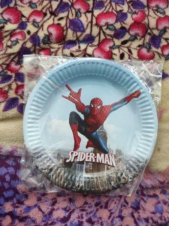 Набор Spider-Man для празднования дня рождения
