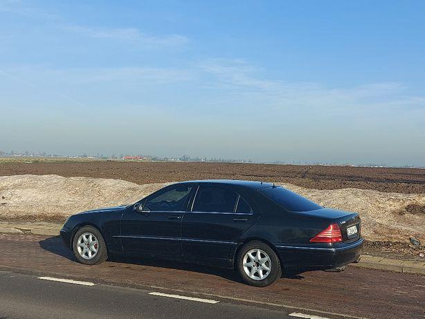 Mercedes W220 S400