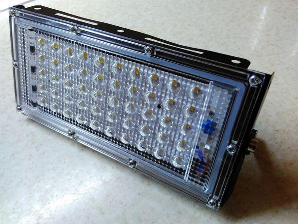 Прожектор.Светодиодный светильник 50 Ватт\220 Вольт