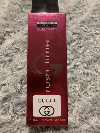 Perfum , Perfumy 100 ml Gucci rush time