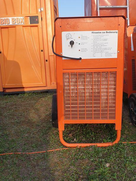 Osuszacz do ścian tynku wilgoci osuszarka powietrza EBAC