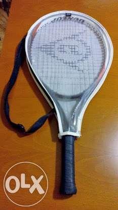 Raquete de tenis criança dunlop tamanho 23