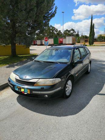 Para peças Renault Laguna 1.9dci 130cv 6velocidades