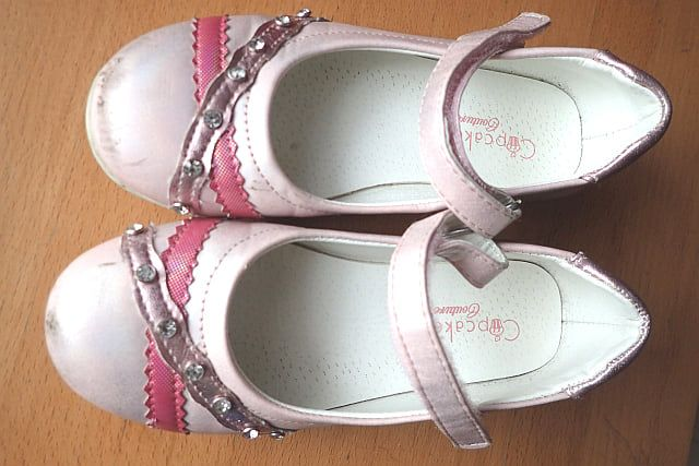 pantofelki 28, dł.wkł.18cm