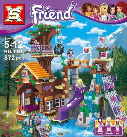 LEGO Friends 41122 Domek na drzewie ***NOWY*** PL