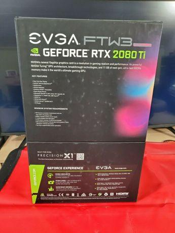 EVGA GeForce RTX 2080 Ti FTW3 ULTRA Gaming 11GB GDDR6