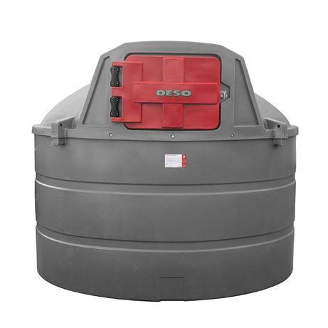 Zbiornik na paliwo 5000 litrów. Wyposażony DESO KINGSPAN 5000!