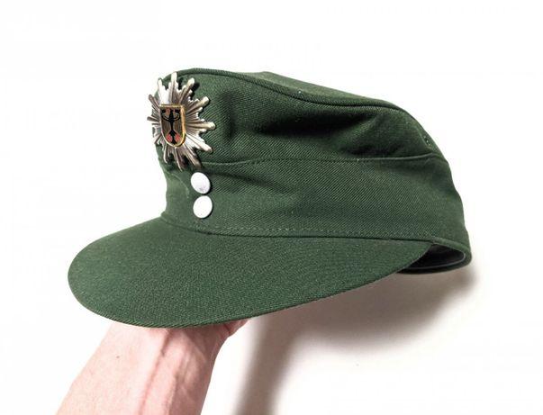 Винтажная кепка полицейского l Bundespolizey бундес германии милитари