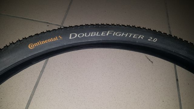 Opona Continental Doublefighter 2.0 29