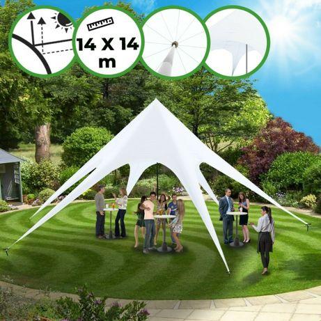 Duży pawilon namiot ogrodowy imprezowy altana parasol event do ogrodu