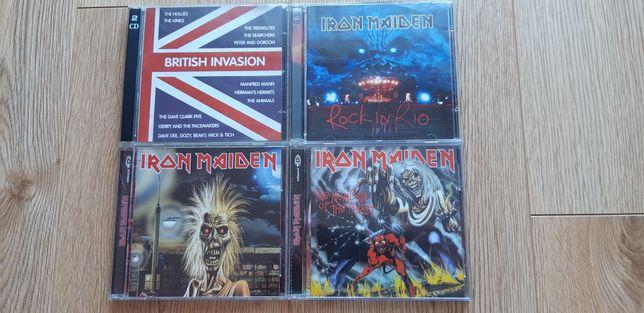 Iron Maiden i brytyjskie gwiazdy cd