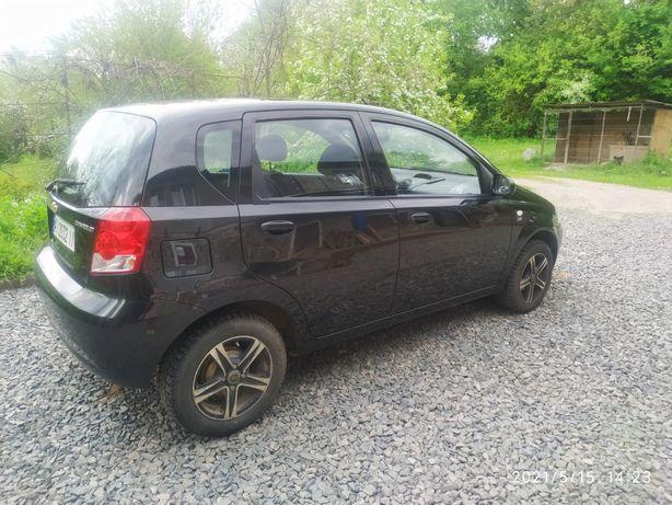 Chevrolet Aveo (kalos)