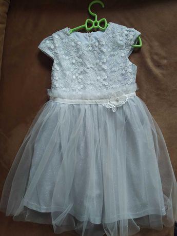 Красивейшее платье для вашей принцессы! 98-110. 1000₽