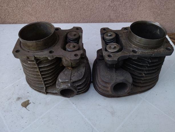 Komplet nieużywanych cylindrów do K-750