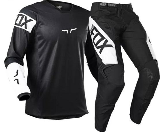 Stroj motocross FOX Spodnie i Koszulka