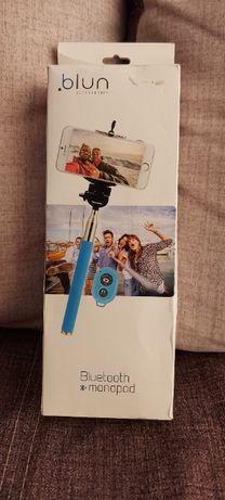 Uchwyt kijek do selfie MONOPOD BLUN + PILOT BLUETOOTH