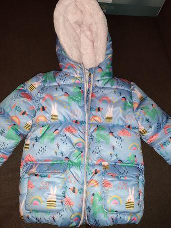 Зимняя куртка next 6 л
