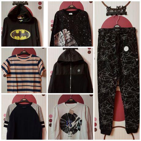Zestaw ubrań dla chłopaka r.140/146 (10-11 lat)