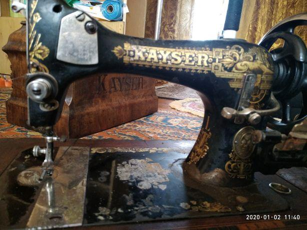 Продам швейную машинку Kayser