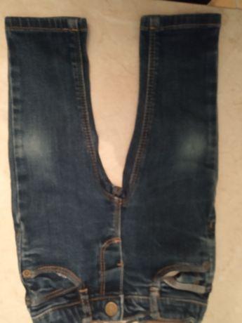 Spodnie dżinsowe Zara 74