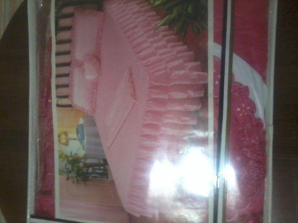комплект покрывало и наволочки на кровать
